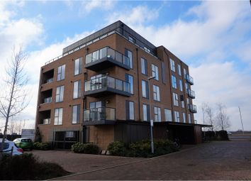 Thumbnail 2 bed flat for sale in Beech Drive, Cambridge