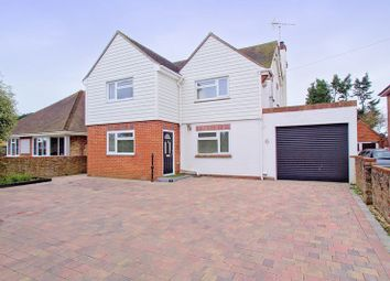 Thumbnail 3 bed detached house for sale in Gossamer Lane, Aldwick