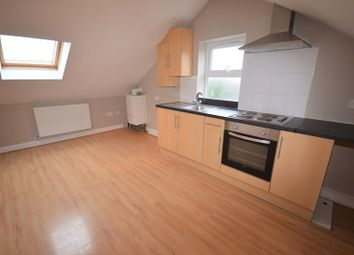 Thumbnail 2 bed flat to rent in South Street, Pennington, Lymington