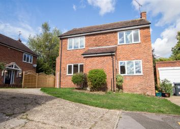 Thumbnail 4 bed detached house to rent in Thorncroft, Saffron Walden