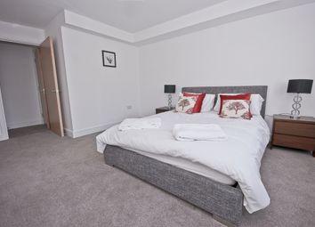 Thumbnail 1 bed flat to rent in Warple Way, Acton