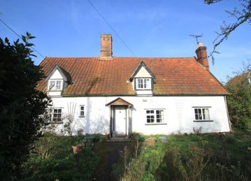 Thumbnail 4 bedroom detached house for sale in Shimpling, Bury St Edmunds, Suffolk