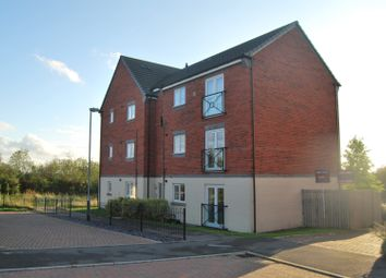Thumbnail 2 bed flat for sale in Wessex Drive, Nottingham