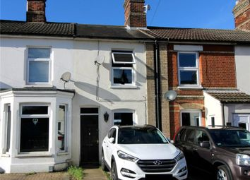 Thumbnail 2 bed terraced house for sale in Alan Road, Ipswich, Suffolk