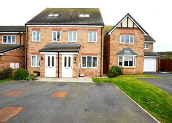 Thumbnail 3 bed semi-detached house for sale in Gadwall Croft, Newcastle, Newcastle-Under-Lyme