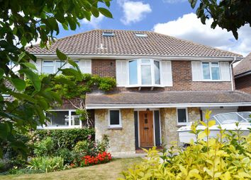 Thumbnail 5 bed detached house for sale in Petworth Avenue, Goring-By-Sea, Worthing
