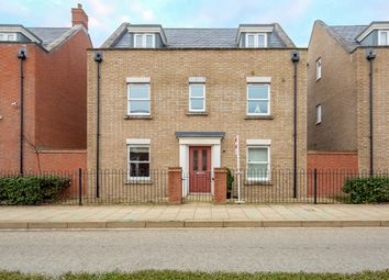 Thumbnail 5 bed town house for sale in Whitelands Way, Bicester