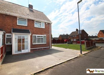Thumbnail 3 bed semi-detached house for sale in Brockhurst Place, Walsall