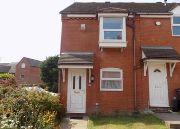 Thumbnail 2 bed mews house to rent in Denham Court, Atherstone