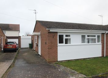 Thumbnail 2 bed semi-detached bungalow to rent in Plantation Crescent, Bredon, Tewkesbury