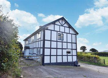 Thumbnail 3 bed farm for sale in Rhosfawr, Oakley Park, Llandinam, Powys