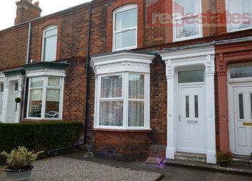 Thumbnail 3 bed terraced house to rent in Oxford Terrace, Bishop Auckland
