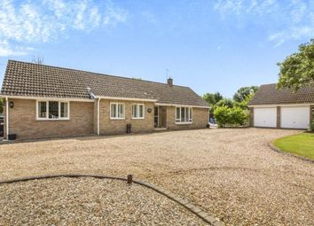 Thumbnail 3 bed bungalow for sale in Stow Road, Spaldwick, Huntingdon, Cambridgeshire