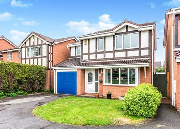 4 bed detached house for sale in Hartley Close, The Rock, Telford, Shropshire TF3