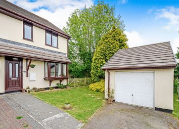 Thumbnail 3 bed semi-detached house for sale in Parcandowr, Grampound Road, Truro