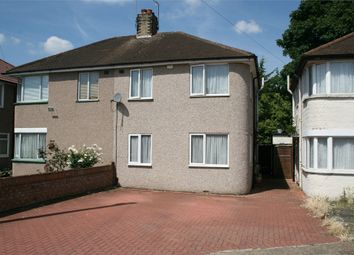 Thumbnail 3 bed semi-detached house for sale in Jonson Close, Hayes