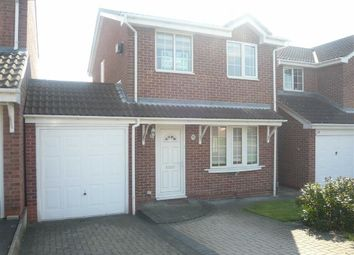 Thumbnail 3 bedroom detached house to rent in Peckleton Green, Barwell, Leicester