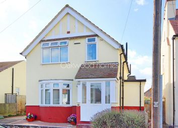 Thumbnail 3 bed detached house for sale in Fernlea Avenue, Herne Bay