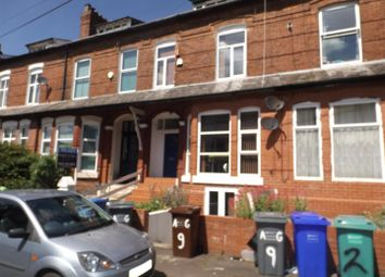 Thumbnail 8 bedroom property to rent in Ash Grove, Longsight, Manchester
