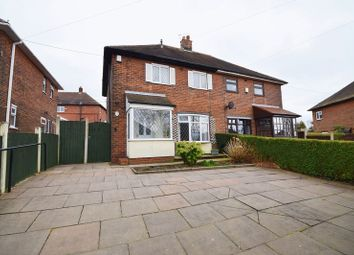 Thumbnail 2 bed semi-detached house for sale in St. Nicholas Avenue, Norton, Stoke-On-Trent
