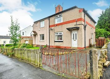 Thumbnail 3 bed semi-detached house for sale in Edensor Road, Keighley