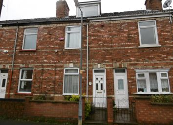 Thumbnail 3 bed terraced house for sale in Burton Street, Gainsborough