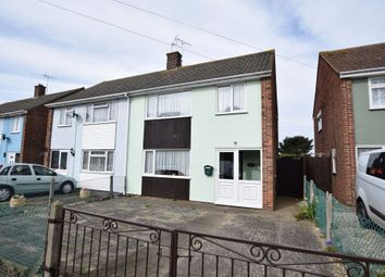 Thumbnail 3 bed semi-detached house for sale in Alton Park Road, Clacton-On-Sea
