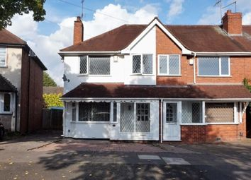 Thumbnail 3 bed end terrace house for sale in Grindleford Road, Birmingham