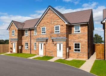"Thumbnail 3 bedroom semi-detached house for sale in ""Palmerston"" at Ponds Court Business, Genesis Way, Consett"