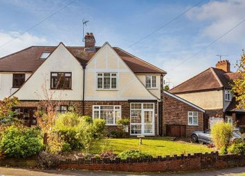 Thumbnail 3 bed semi-detached house for sale in Greenhill Avenue, Caterham