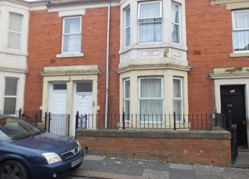 Thumbnail 5 bed flat for sale in Hampstead Road, Newcastle Upon Tyne
