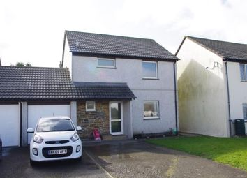Thumbnail 3 bed link-detached house for sale in Tintagel, Cornwall