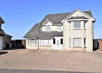 Thumbnail Detached house for sale in Macinnes Drive, Newarthill, Motherwell, North Lanarkshire