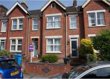 Thumbnail 2 bed terraced house for sale in St. Marys Road, Poole