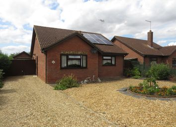 Thumbnail 2 bedroom detached bungalow for sale in Hawthorn Close, Newborough, Peterborough