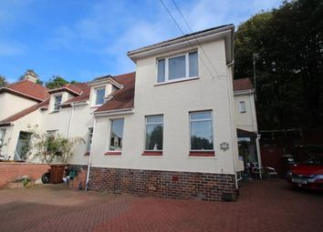 Thumbnail 3 bed flat for sale in Finlaystone Crescent, Kilmacolm, Inverclyde