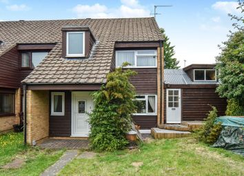 3 bed end terrace house for sale in Tithebarn Grove, Calcot, Reading RG31