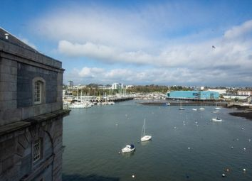 Thumbnail 2 bedroom flat for sale in Mills Bakery, Royal William Yard, Plymouth