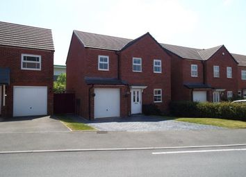 Thumbnail 4 bedroom detached house for sale in Lyons Drive, Allesley, Coventry, West Midlands
