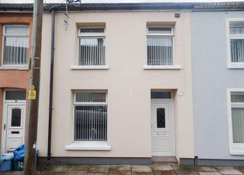 3 bed terraced house for sale in Hamilton Street, Pentrebach, Merthyr Tydfil CF48