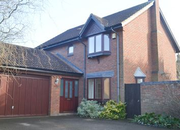 Thumbnail 4 bed detached house to rent in Saxon Meadows, Leamington Spa
