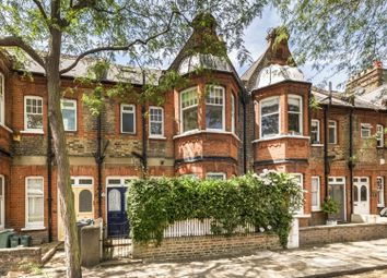 Thumbnail 3 bed flat for sale in Brackley Road, London