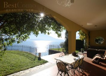 Thumbnail 5 bed villa for sale in Villa Directly On The Lake, Domaso, Como, Lombardy, Italy