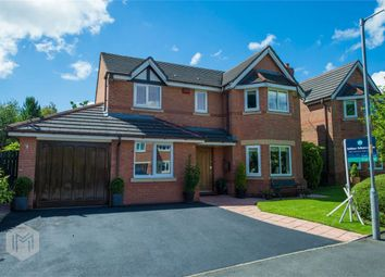 Thumbnail 4 bedroom detached house for sale in Waterslea Drive, Heaton, Bolton, Lancashire