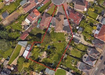 Thumbnail Land for sale in Leslie Road, Parkstone, Poole