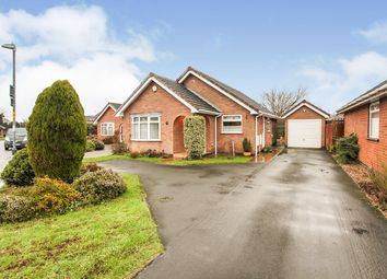 Thumbnail 2 bed bungalow for sale in Silver Birch Avenue, Bedworth, Warwickshire