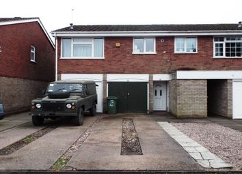 Thumbnail 2 bed flat to rent in Longacres, Hednesford, Cannock