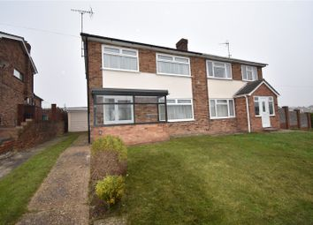 Thumbnail 3 bed semi-detached house for sale in Deepdale Road, Dovercourt, Harwich, Essex