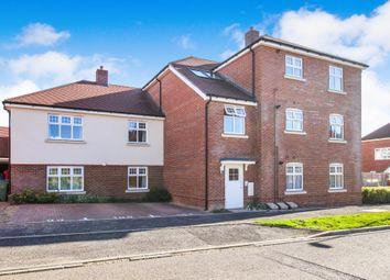 Thumbnail 1 bed flat for sale in Sargent Way, Broadbridge Heath, Horsham