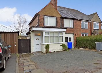 Thumbnail 4 bedroom semi-detached house for sale in Hanley Road, Sneyd Green, Stoke-On-Trent